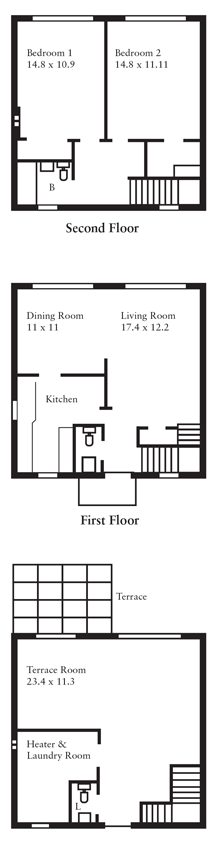 TownhomeFloorplans_2-Bedroom